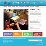 St Philip's in the Hills Website
