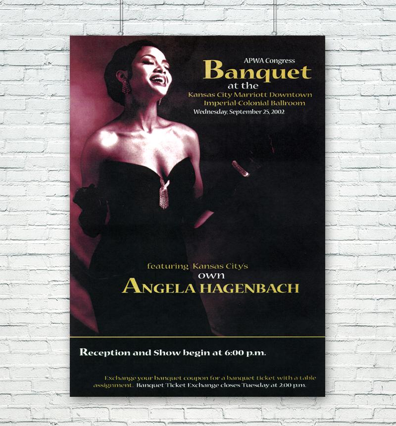 Angela Hagenbach Poster