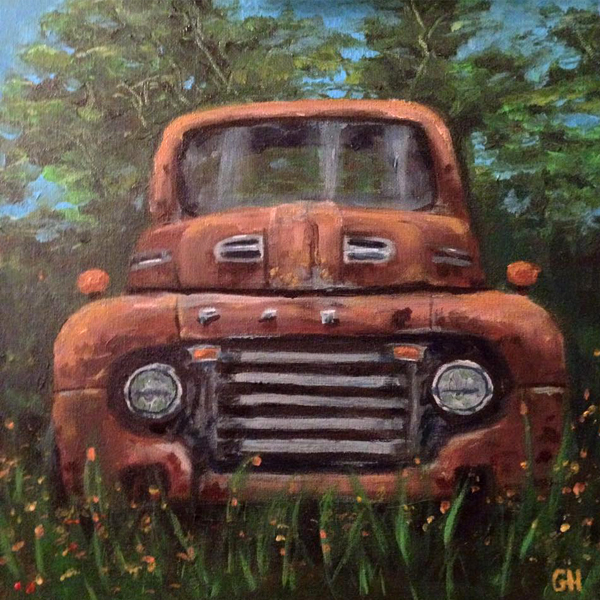 Forgotten Ford by Graeme Hunt