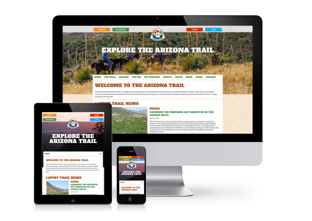 Arizona Trail Association Website