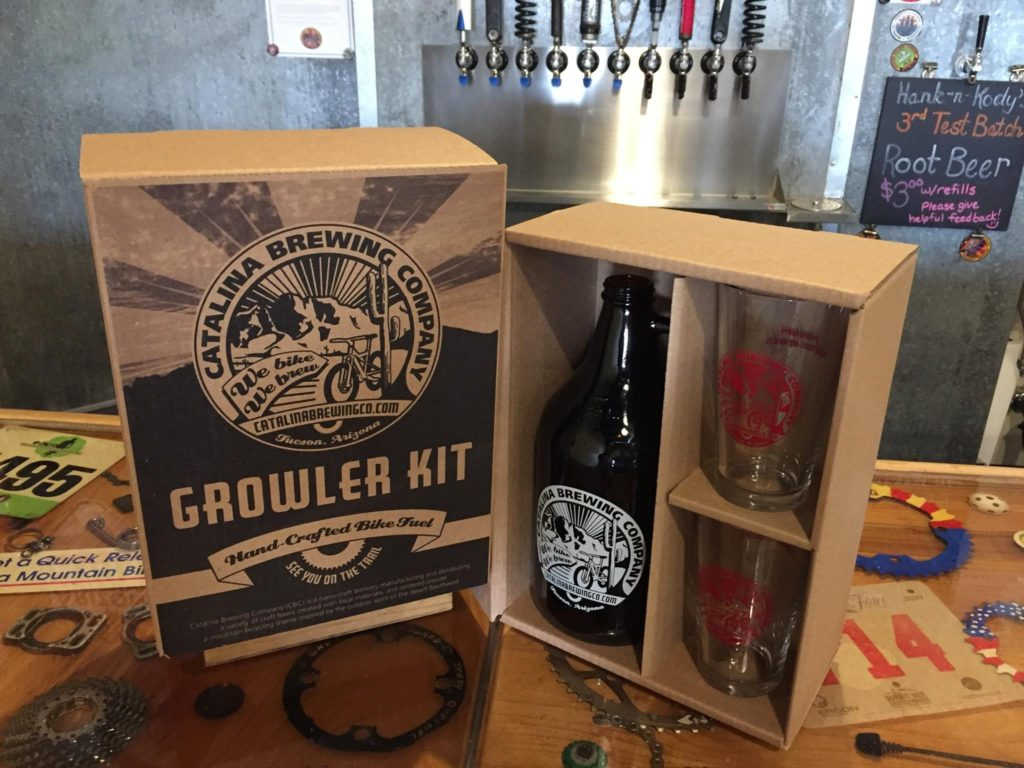 Catalina Brewing Company Growler Kit